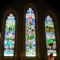 Soldier Chapel Window