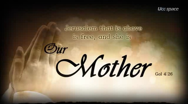 Mothering Sunday, Jerusalem our Mother
