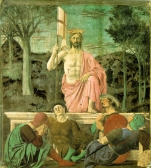 Resurrection, Piero della Francesca