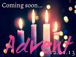 Advent 2013, coming soon