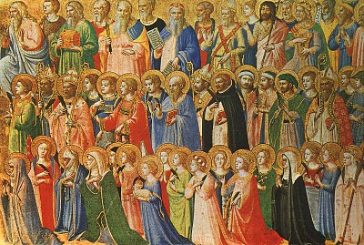 All Saints, Fra Angelico