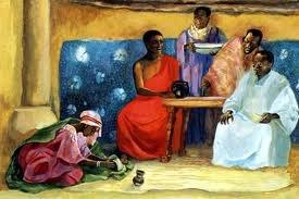 Nativity, Africa