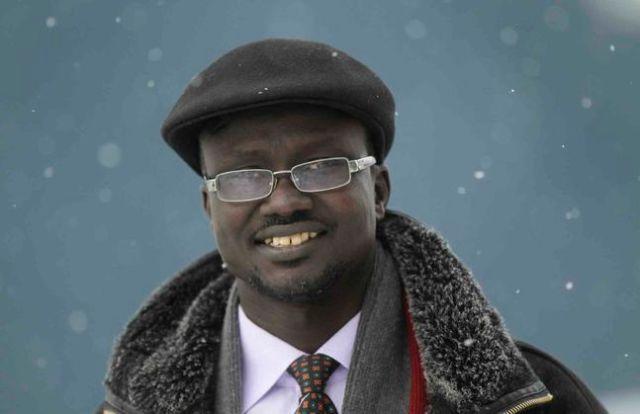 The Rev. Reuben Garang