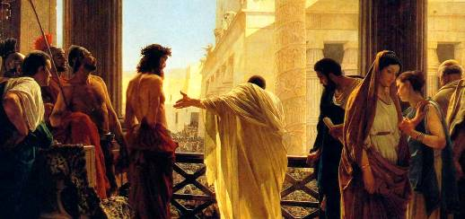 Jesus before Pilate-2