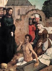 Lazarus, Juan de Flandes
