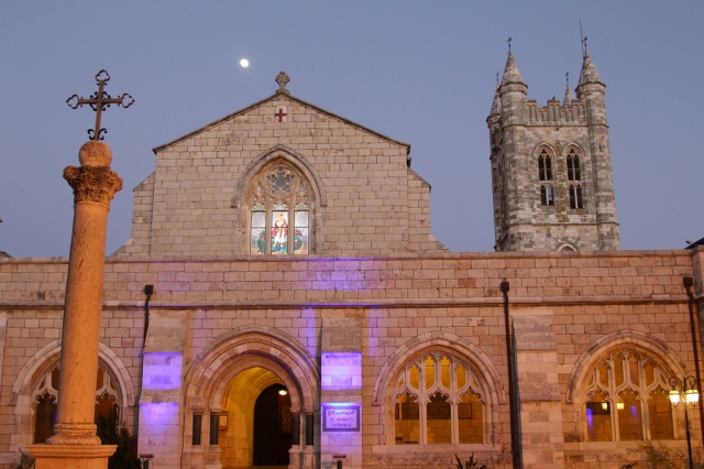 St. George's Anglican Cathedral, Jerusalem