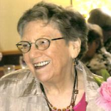 Frances Sutton, elder