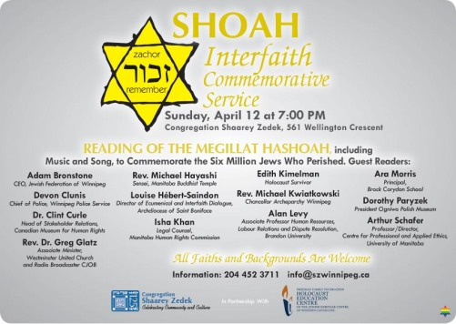 shoah faith