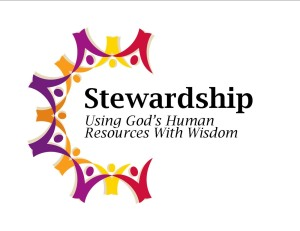 Stewardship, using God's human resources