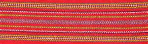 Sash, Red (Union), horizontal